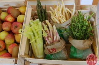 asparagi cassetta