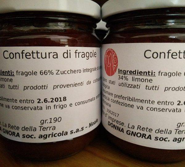 fragole conf