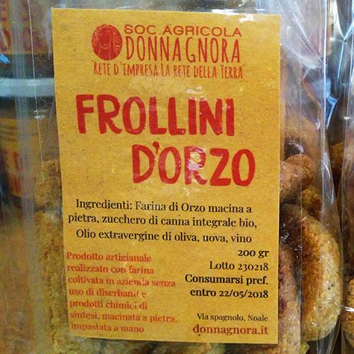 frollini orzo