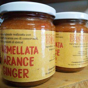 marm arance ginger