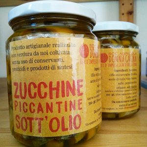 zucchine piccantine
