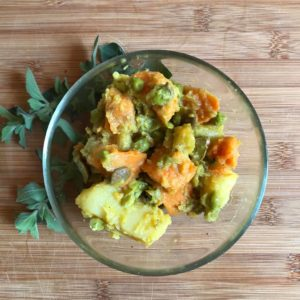 spezzatino verdura